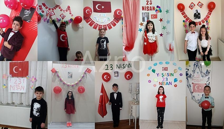 В Турции празднуют 100 летие Национального Дня Суверенитета и Детей дома