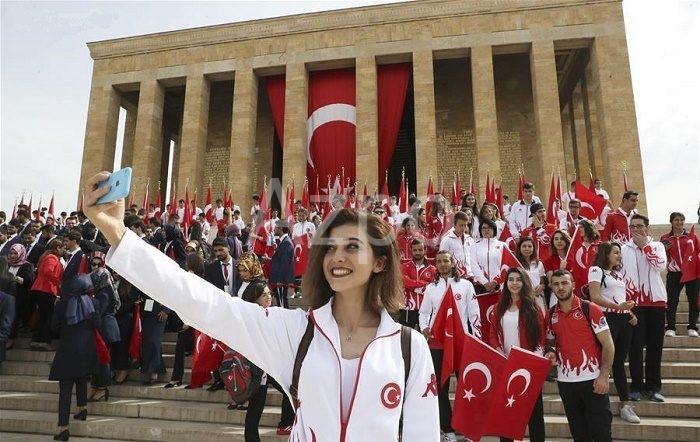 День памяти Ататюрка, молодёжи и спорта в Турции