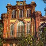 Дом Троцкого (Troçki Evi) на Принцевых островах — Стамбул