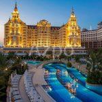 Список «здоровых отелей» в Турции