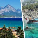 Кемер собрал 70% туристов прибывших в Анталию
