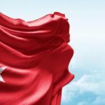 В Турции подняли самый большой флаг