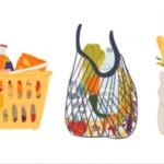 Продукты для нуждающихся в месяц Рамазан