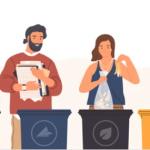 В Аланье призывают сортировать мусор