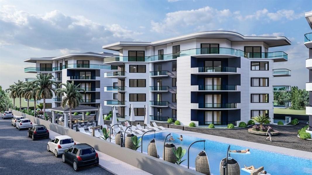 Роскошные видовые квартиры в Махмутларе - фото 12