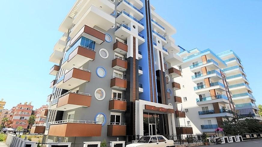 Меблированные апартаменты 1+1 в  Махмутлара - Фото 24