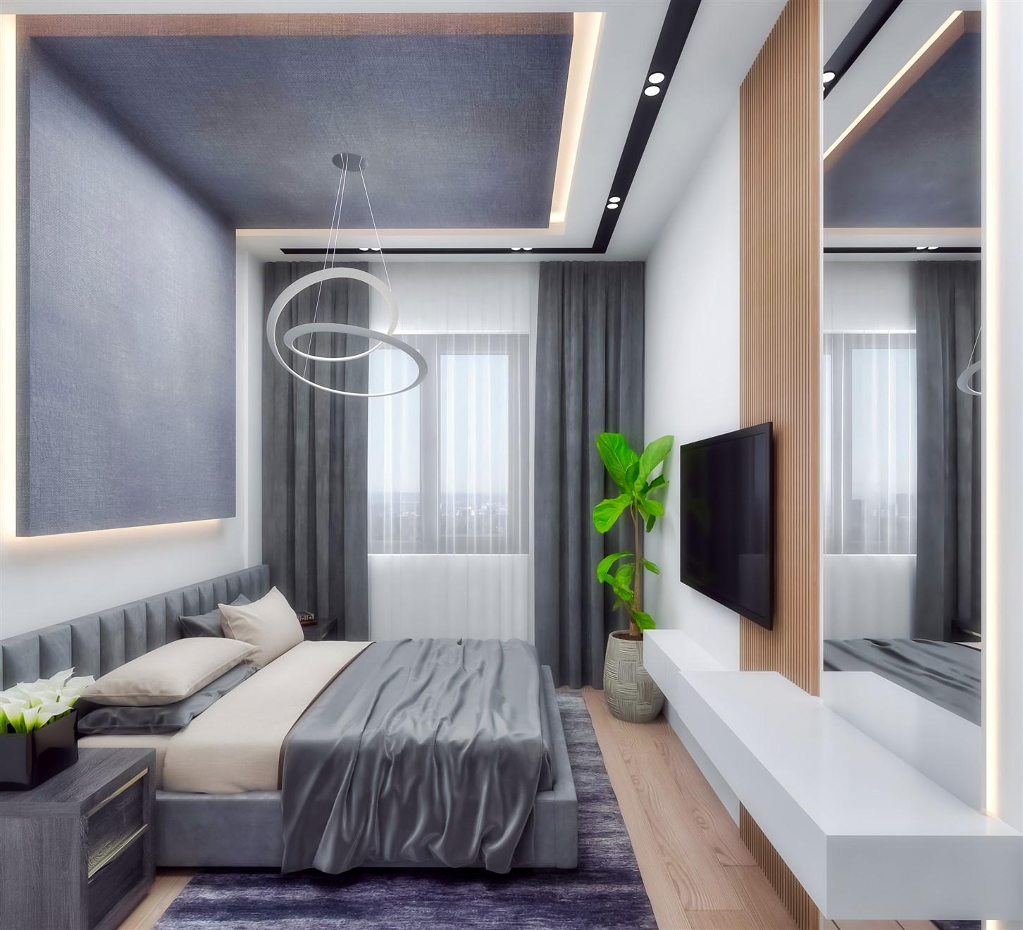 Современные квартиры в элитном комплексе Антальи - Фото 64