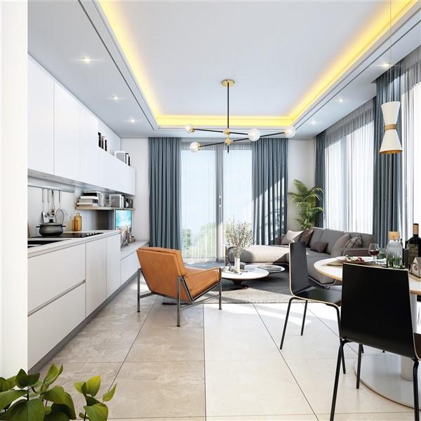 Новые квартиры в центре города Алания - Фото 25