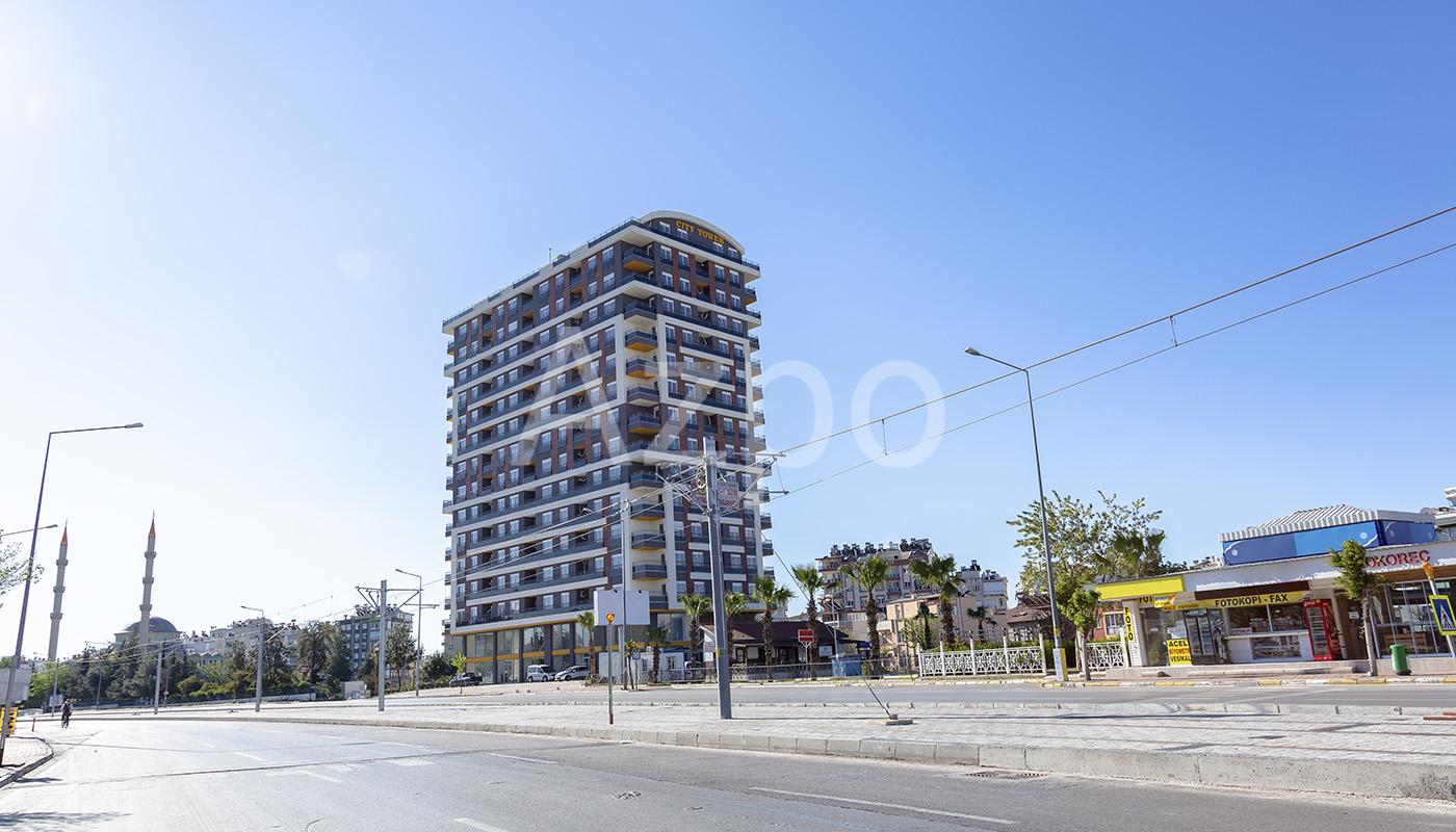 Новый проект в районе Кепез Анталии - Фото 17