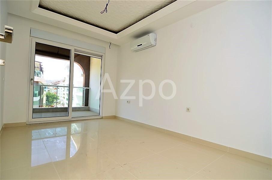 Двухкомнатная квартира в центре Алании - Фото 13