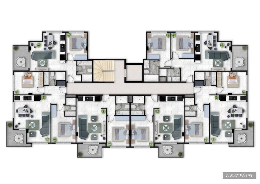 Уникальный проект жилого комплекса премиум класса - Фото 39