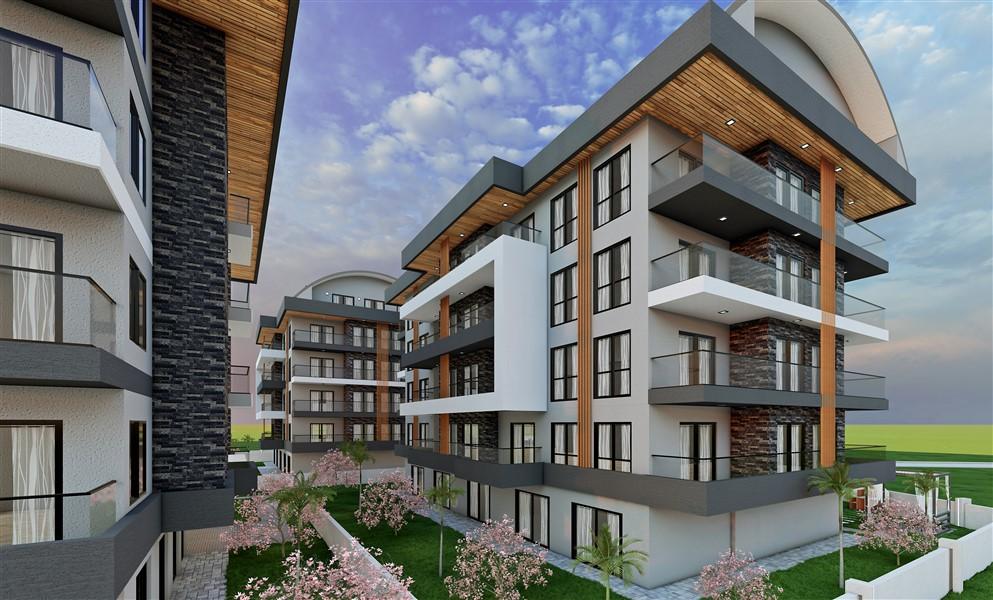 Новый проект жилого комплекса в районе Оба - Фото 9