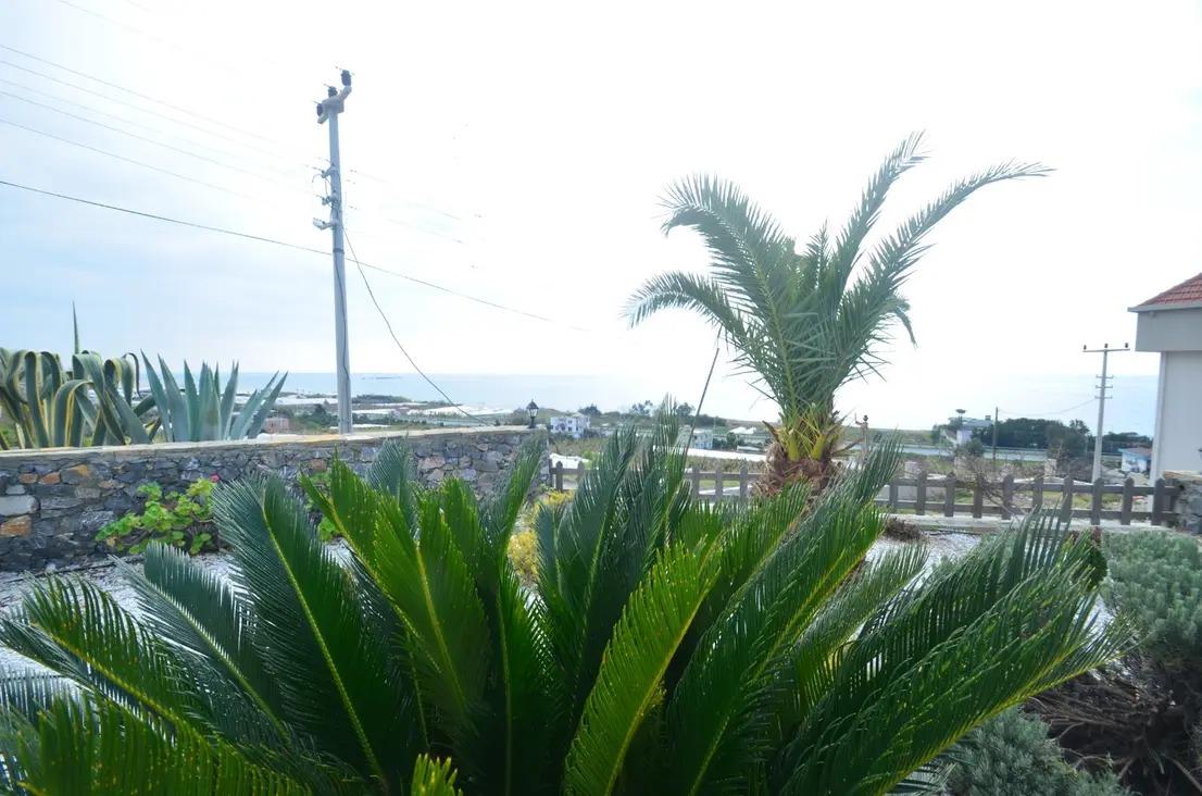 Меблированная вилла 2+1 в 350 метрах от пляжа - Фото 11