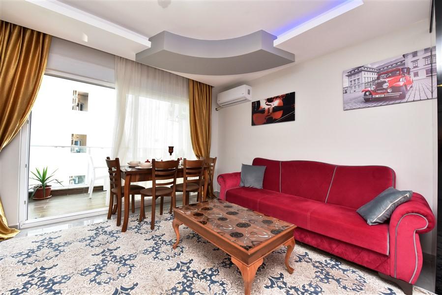 Меблированная квартира 1+1 в районе Махмутлар - Фото 6