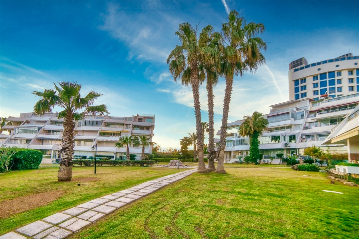 Квартира 2+1 в жилом комплексе у берега Средиземного моря - Фото 3