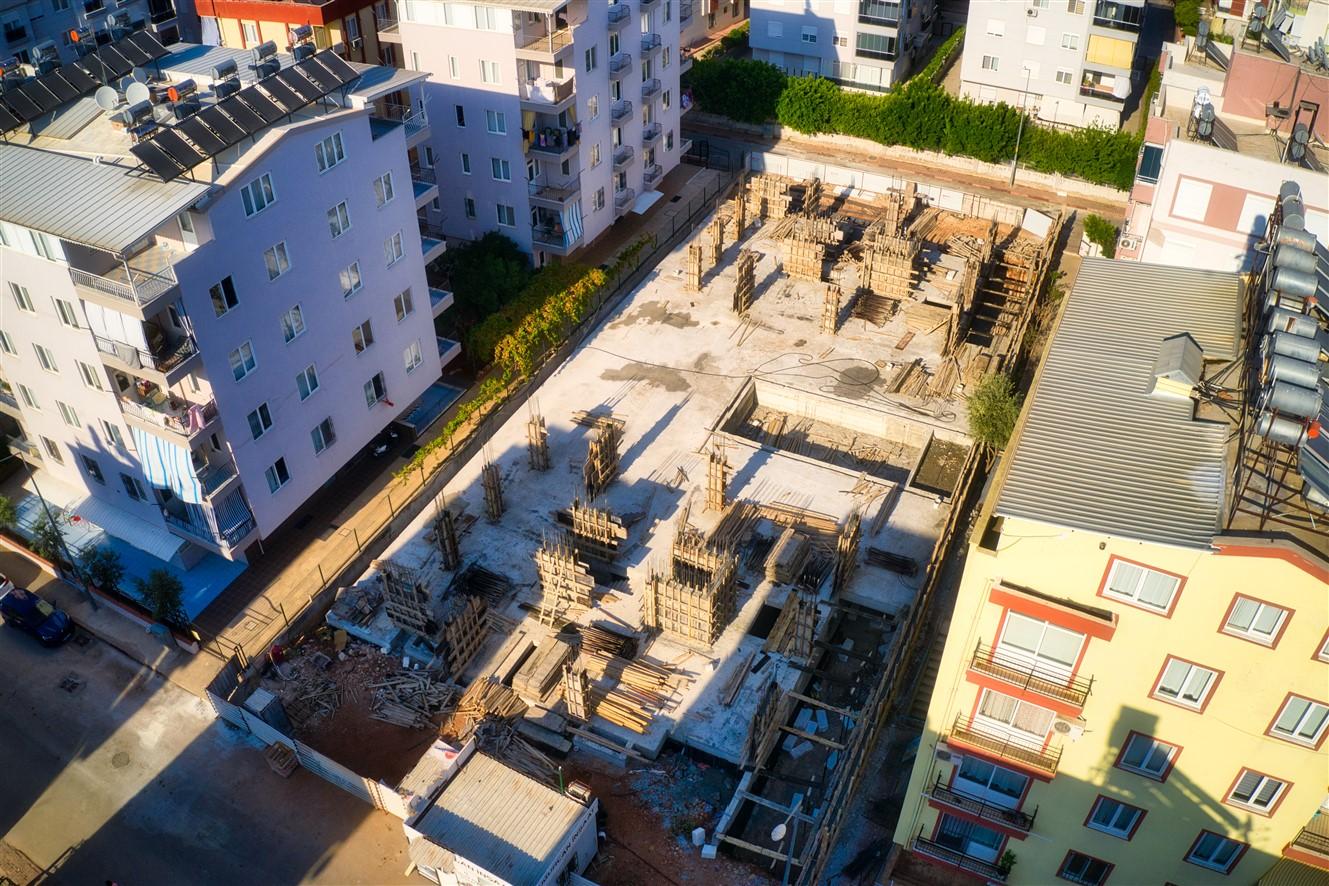Квартиры в жилом комплексе на этапе строительства - Фото 11