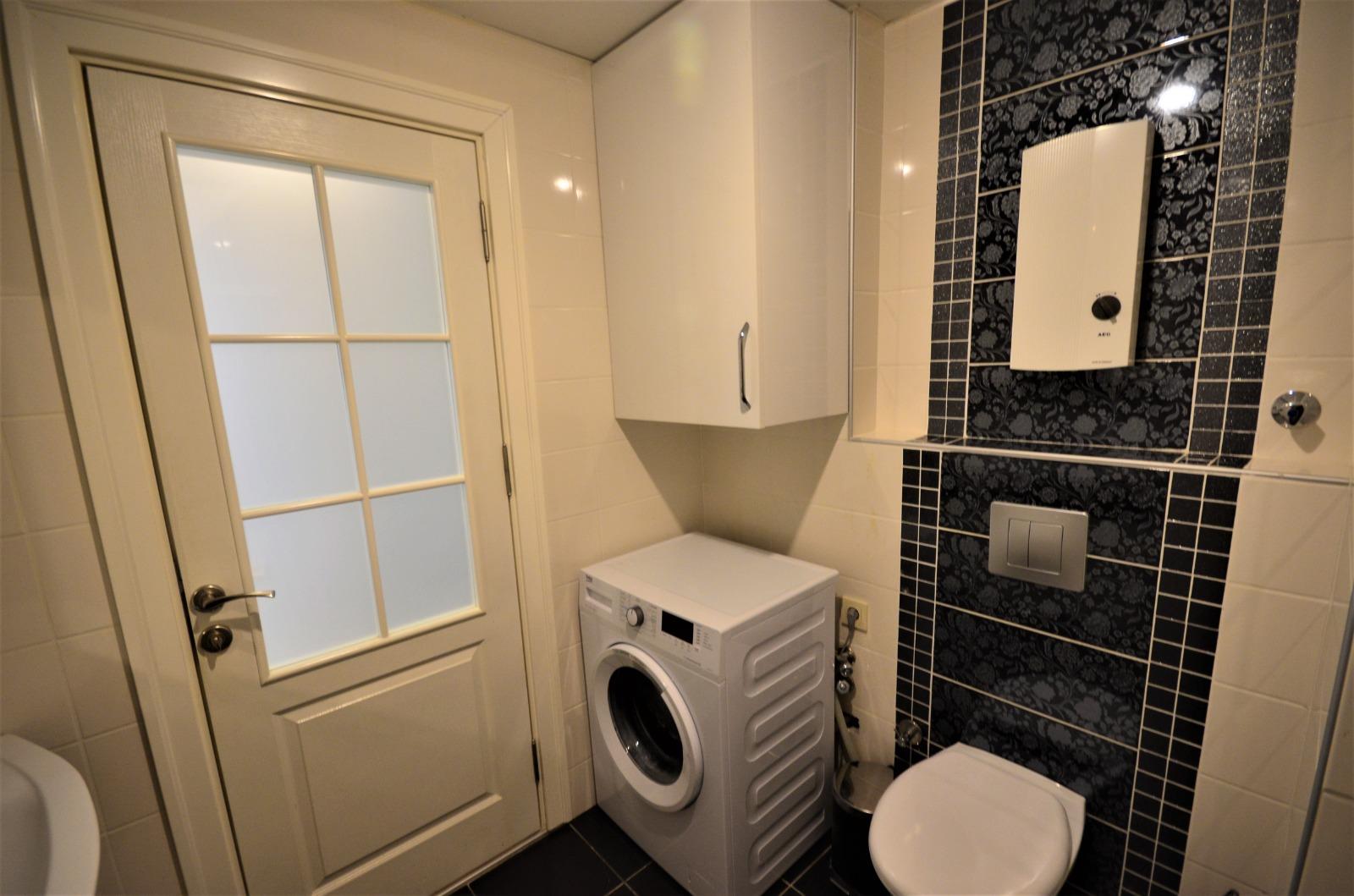 Двухкомнатная квартира с мебелью и бытовой техникой в районе Тосмур - Фото 14