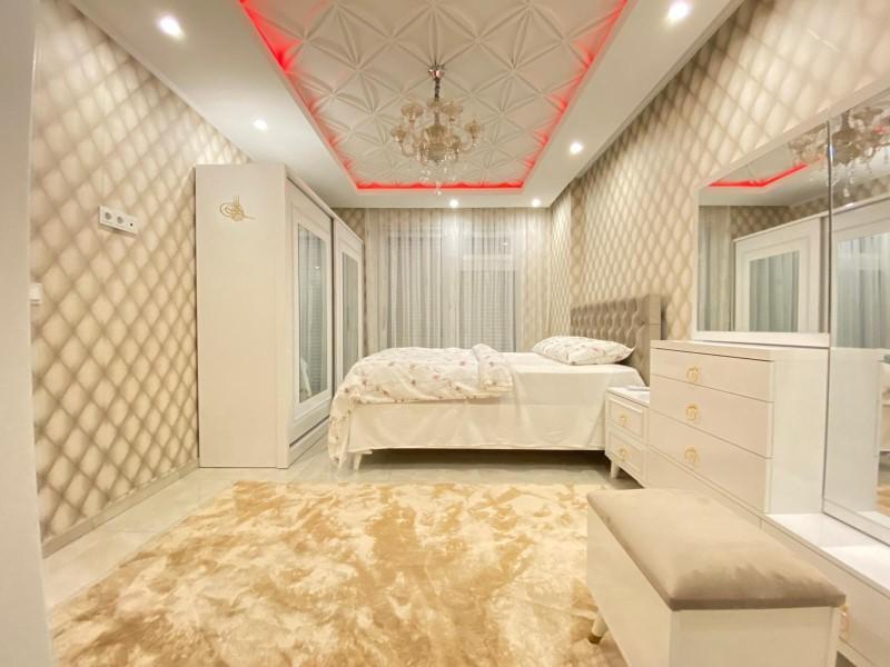 Меблированная квартира 2+1 с видом на Средиземное море - Фото 21