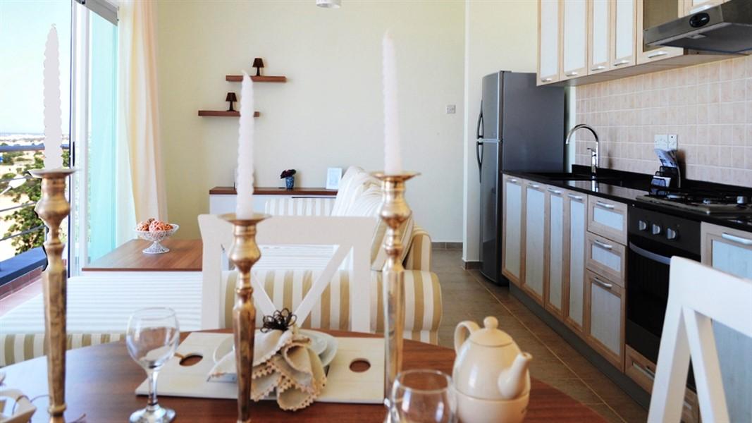 Двухуровневая квартира 2+1 в Кирении по доступной цене - Фото 7