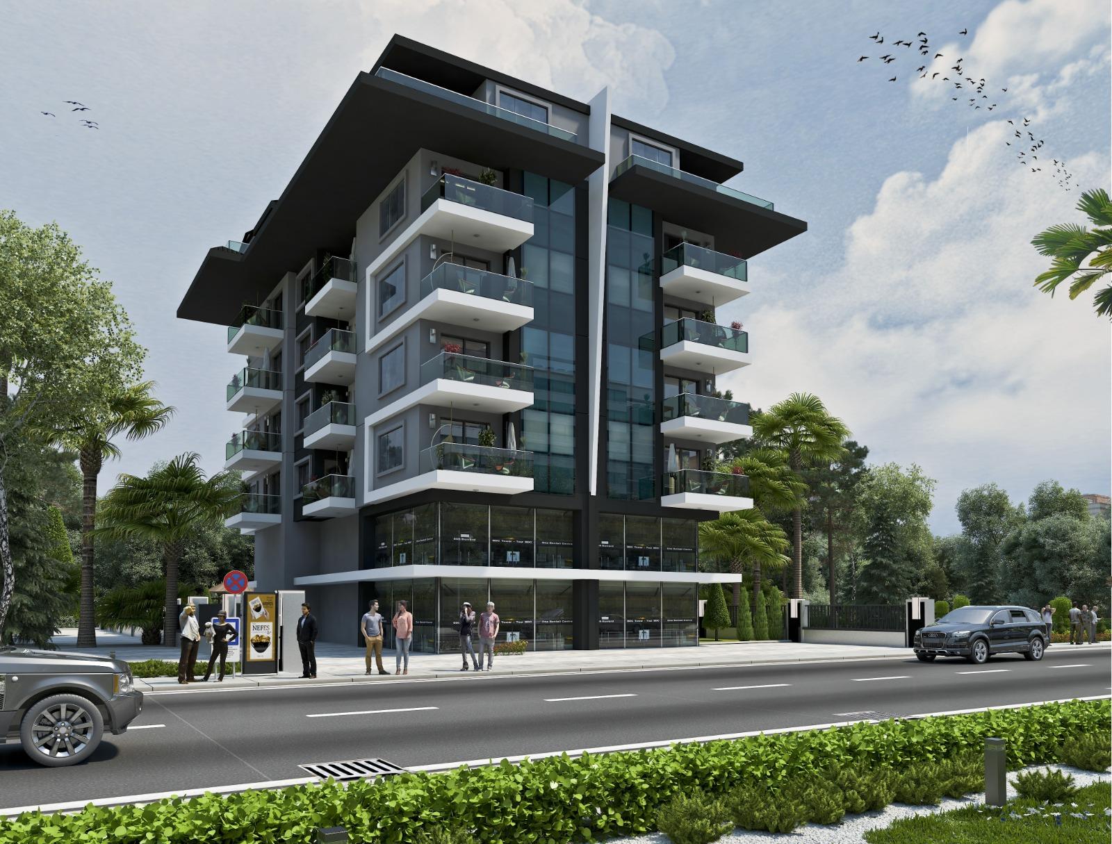 Комфортабельные квартиры в жилом комплексе на этапе строительства - Фото 2