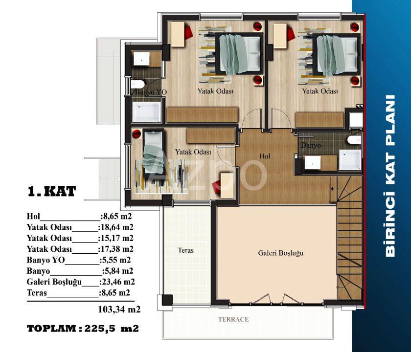 Квартиры в новом проекте в районе Лара Анталия - Фото 25