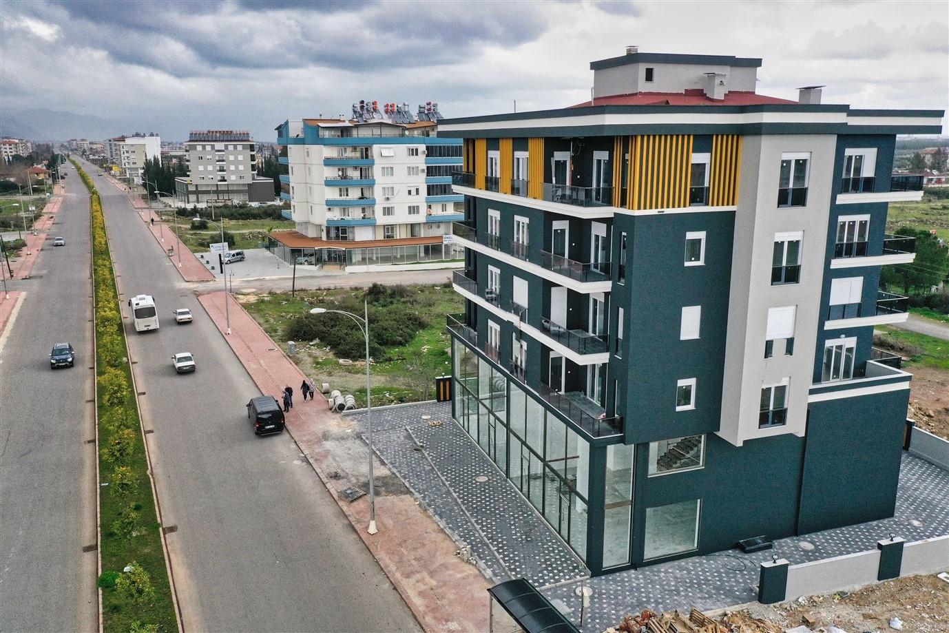 Квартиры 2+1 и 3+1 в районе Дошемеалты Анталия - Фото 2