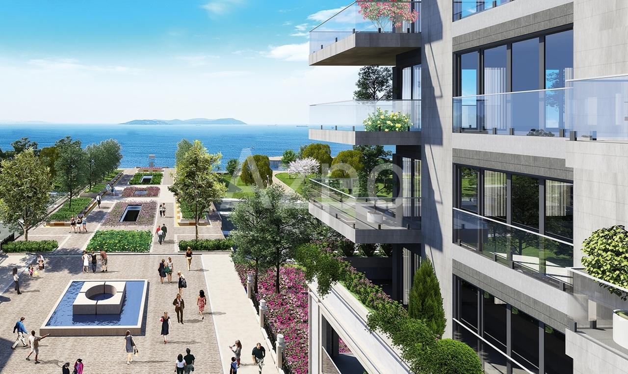 Современные квартиры на берегу Мраморного моря - Фото 1