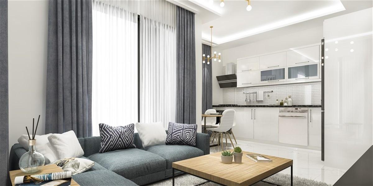 Уютная двухкомнатная квартира в Авсалларе - Фото 2