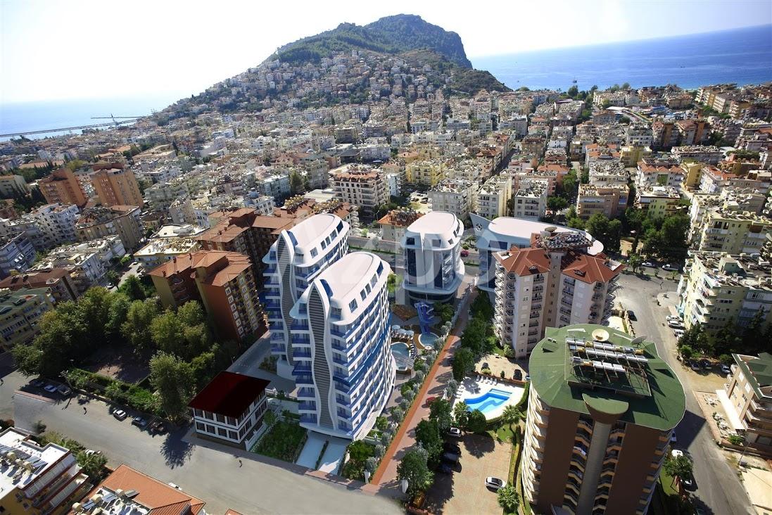 Апартаменты в центре Алании - Фото 1