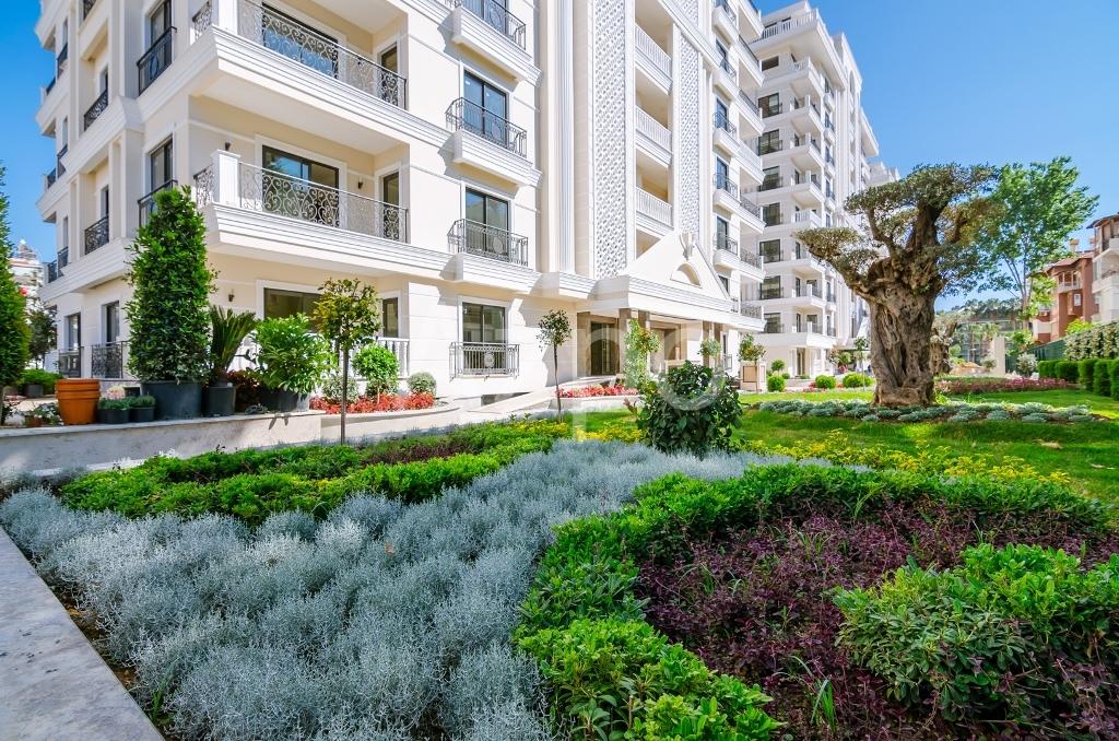 Апартаменты 2+1 в новом элитном комплексе - Фото 2