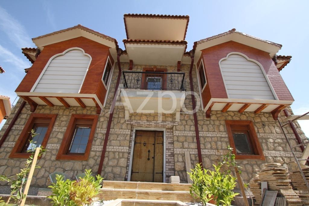 Виллы в османском стиле в районе Дошемеалты Анталья - Фото 2