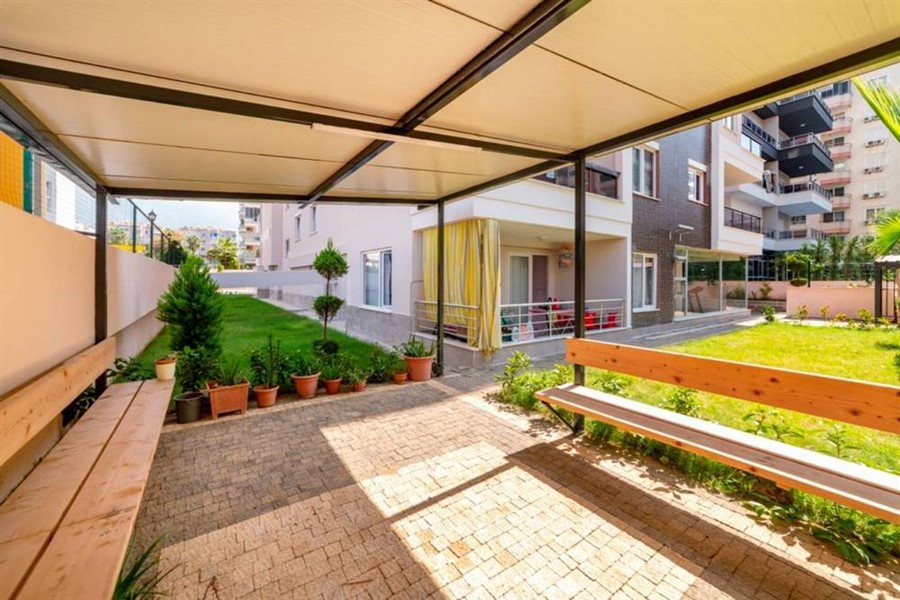 Двухкомнатная квартира с мебелью в центре Махмутлара - Фото 3