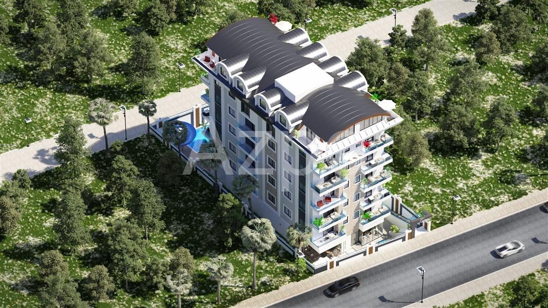 Новый жилой комплекс в районе Махмутлар - Фото 6