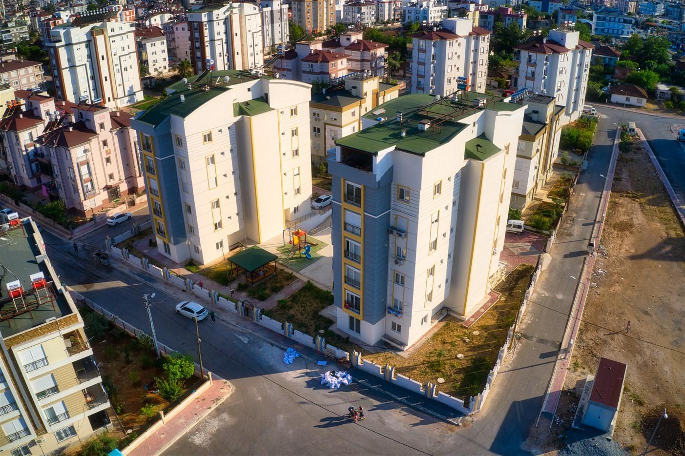 Новые квартиры в Анталье по приемлемым ценам - Фото 1