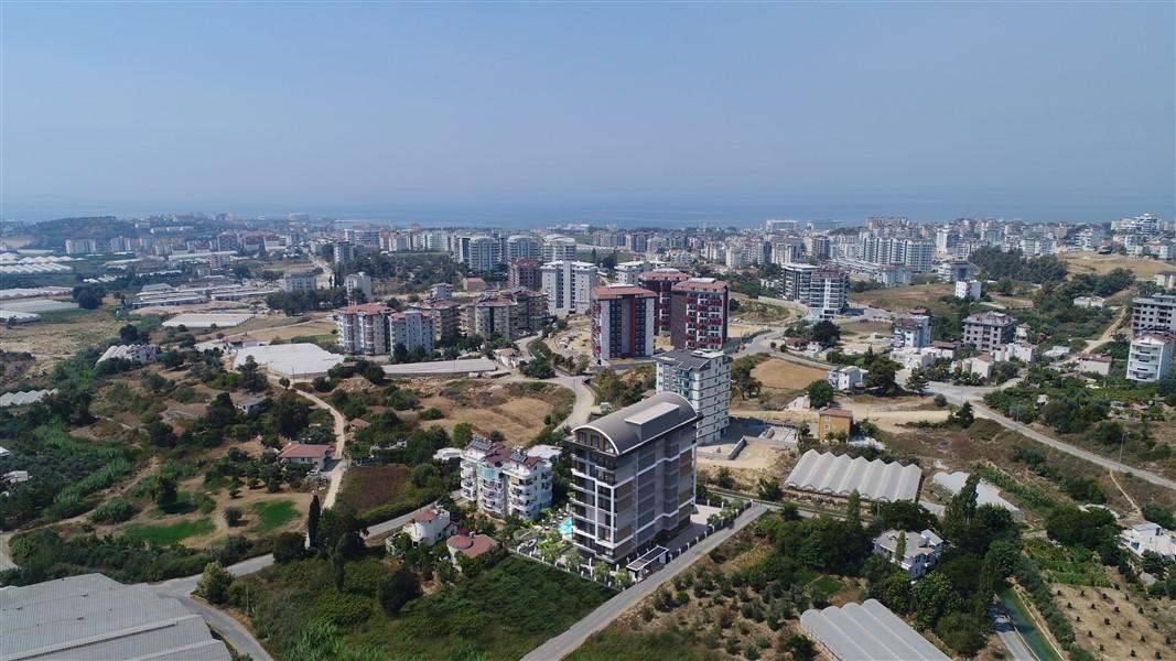 Современные квартиры и пентхаусы в посёлке Авсаллар - Фото 1
