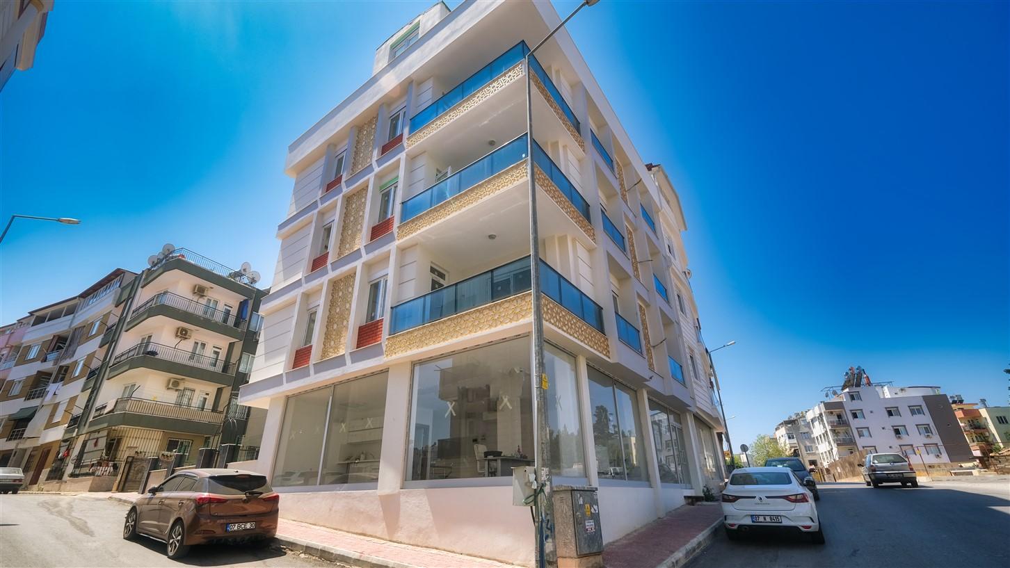 Новые квартиры в центральном районе Антальи - Фото 3