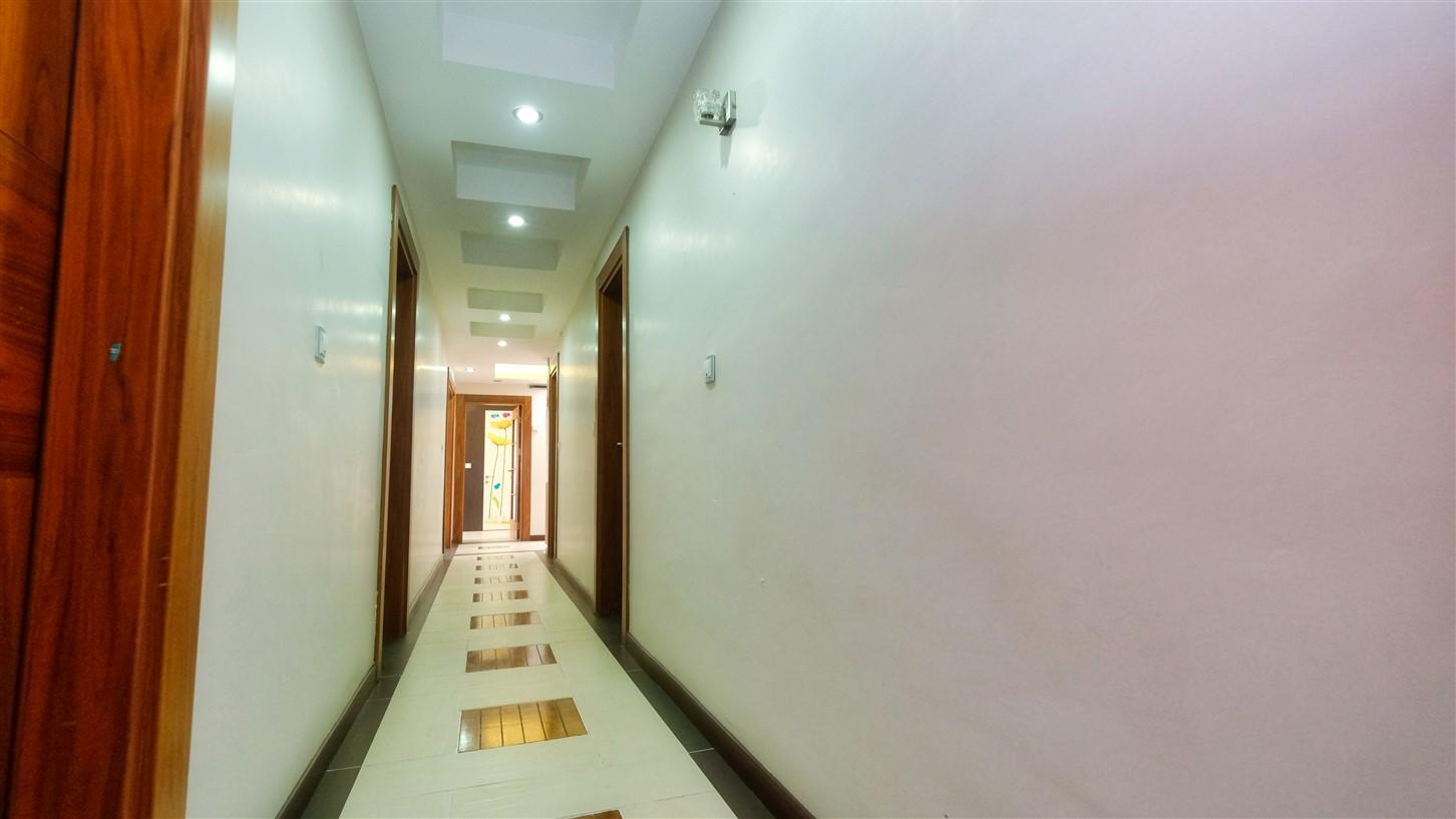 Роскошная квартира 4+1 в микрорайоне Гюрсу - Фото 44