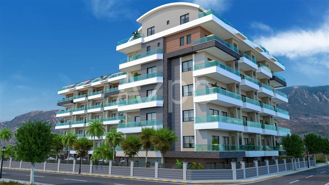 Апартаменты 2+1 в строящемся комплексе - Фото 2