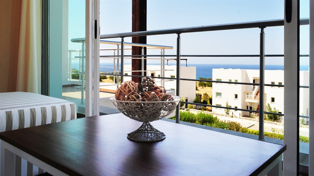 Двухуровневая квартира 2+1 в Кирении по доступной цене - Фото 9