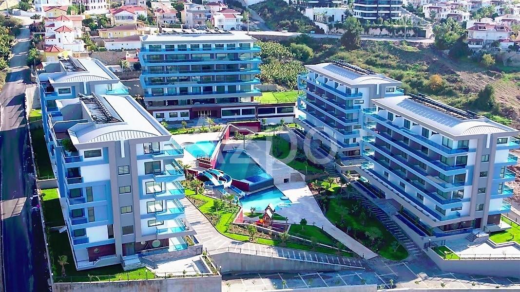 Квартиры и пентхаусы в районе Каргыджак - Фото 1