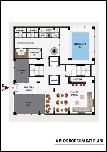 Новые квартиры в центре Аланьи по ценам застройщика - Фото 28
