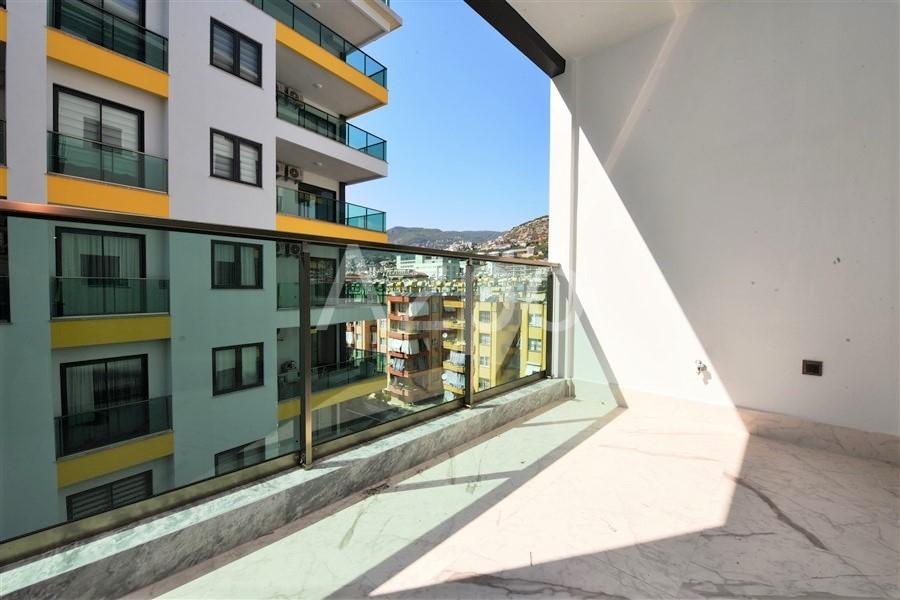 Меблированная квартира 1+1 в центре Алании - Фото 23