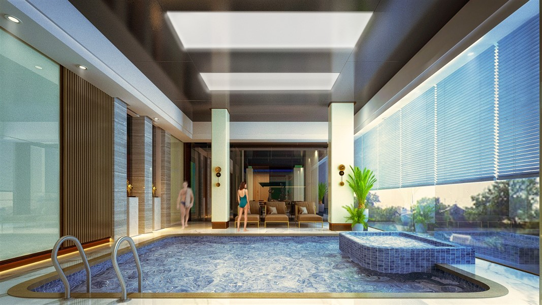 Новые квартиры в центре Аланьи - Фото 19