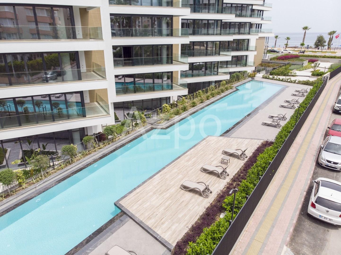 Апартаменты с панорамным видом на Средиземное море - Фото 5