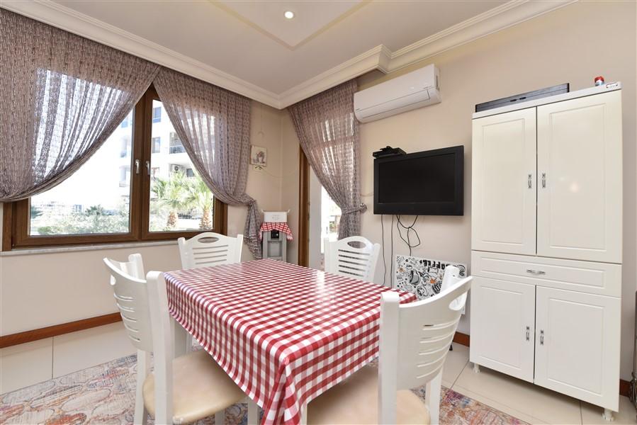 Просторная квартира 3+1 с мебелью в Аланье - Фото 10