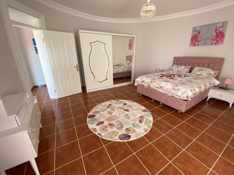 Вилла 3+1 с мебелью в районе Каргыджак - Фото 14