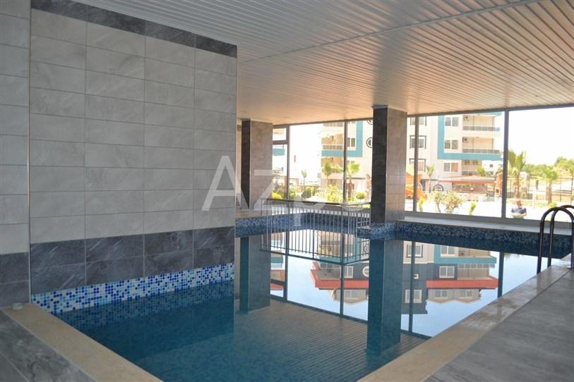 Двухуровневая квартира 2+1 в комплексе - Фото 3