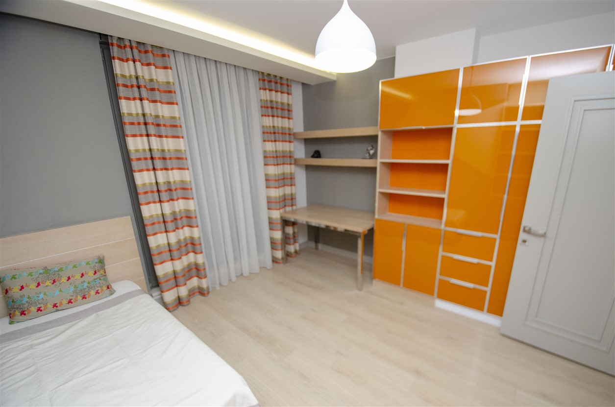 Квартира 4+1 с дизайнерским ремонтом в Унжалы - Фото 21