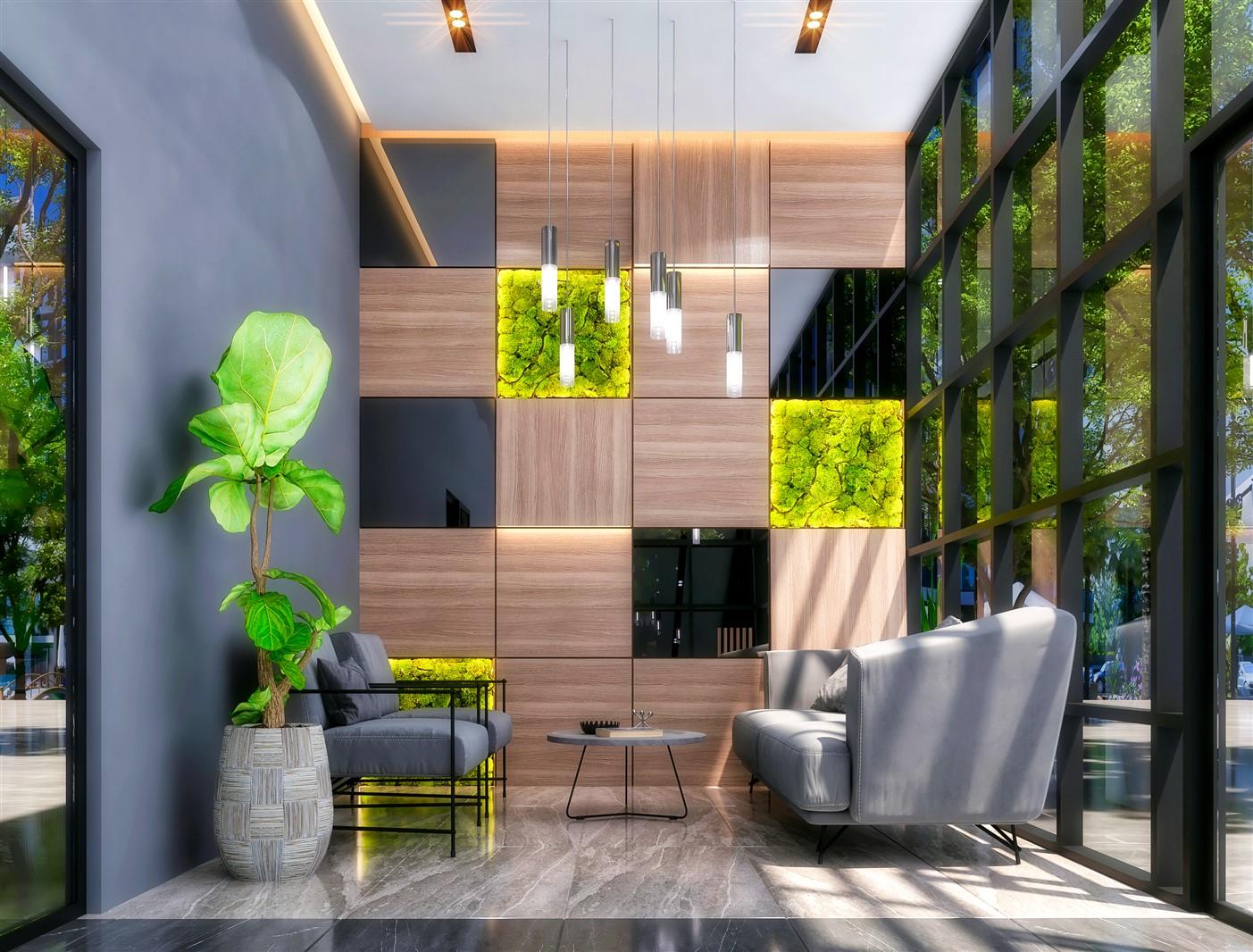 Современные квартиры в элитном комплексе Антальи - Фото 18
