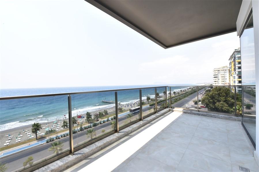 Меблированная квартира 2+1 с видом на Средиземное море - Фото 23